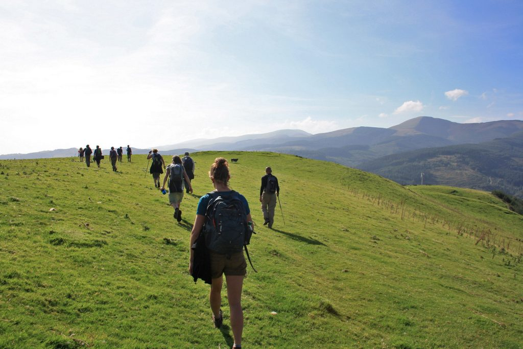 The Summit 2012 – Land Journey